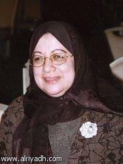 الدكتورة سهيلة زين العابدين حمّاد لجريدة الرياض