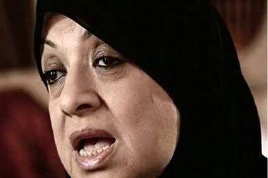 سهيلة زين العابدين: اتهموني بالليبرالية والكفر
