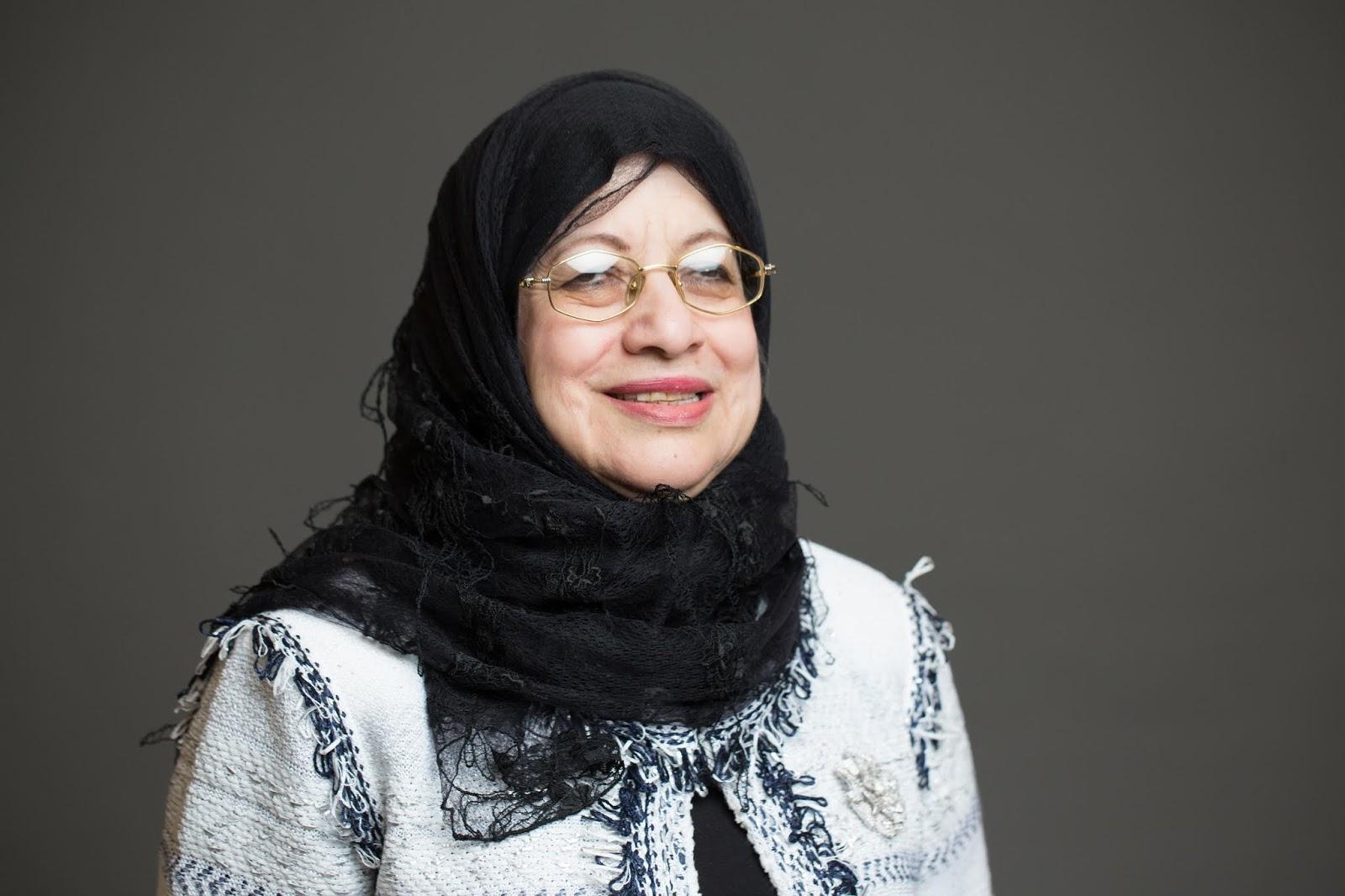 كلمة الدكتورة سهيلة زين العابدين في الجلسة التي رأستها لتكريم الدكتورة بنت الشاطئ