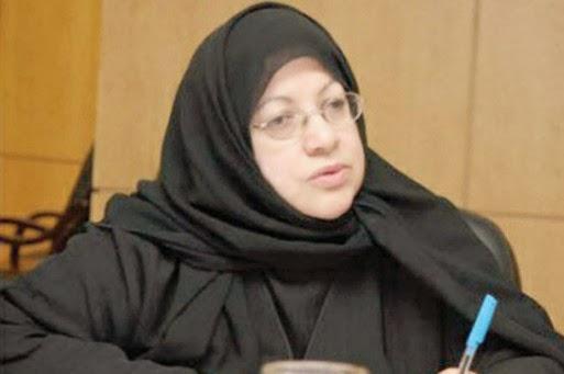 سهيلة زين العابدين لـ الشرق: أتمنى إلغاء جميع القوانين التي تحدُّ من أهلية المرأة