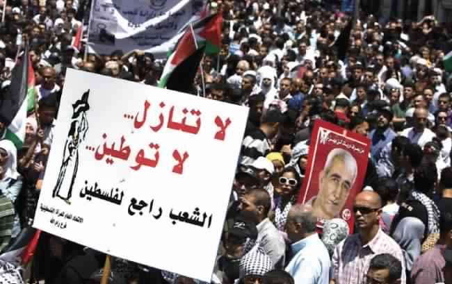 إسرائيل والتطهير العرقي للفلسطينيين!